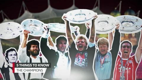 Watch: The history of Bayern's dominance