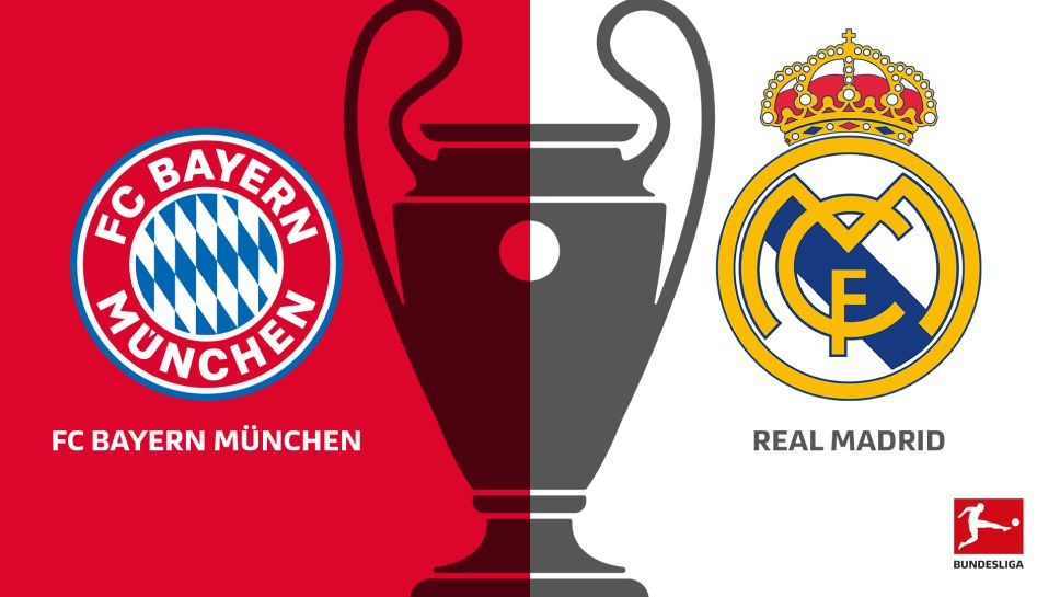 Bundesliga Bayern Munich To Face Holders Real Madrid In Uefa Champions League Semi Finals