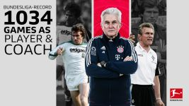 Heynckes a hero at Bayern and Gladbach
