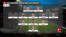 ¿Qué papel tendrá James con Niko Kovac?