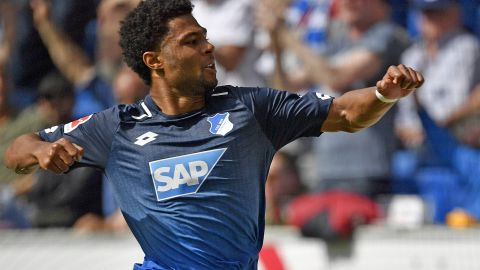 Gnabry-inspired Hoffenheim leave HSV on the brink