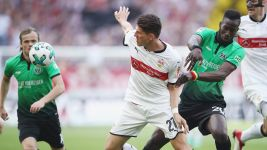 Hannover leave it late in Stuttgart