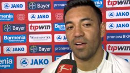 "Watch: Fabian: ""Think about the next game"""