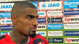 Bullish Boateng wants Frankfurt focus