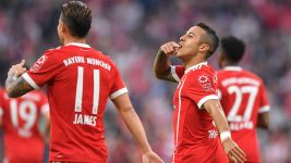 Bayern 5-1 Gladbach: As it happened!