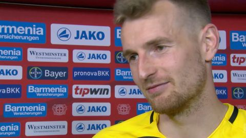 Watch: Hradecky hints at Frankfurt departure