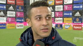 "Watch: Thiago: ""We're comfortable with pressure"""