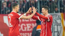 """Lewy is the best striker in the world"" - Wagner"