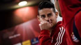 James delighted with Kovac appointment