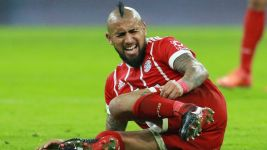 Bayern Munich's Arturo Vidal out for the season