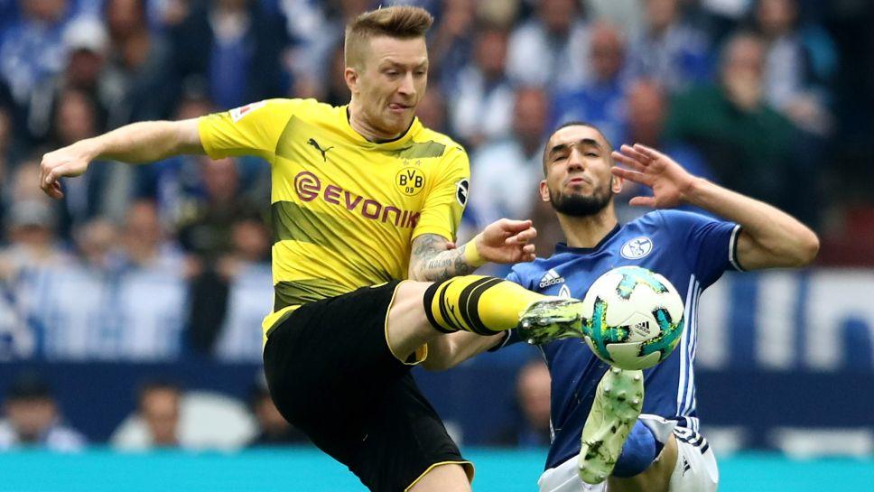 Revierderby Dortmund Schalke