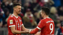 Wagner and Lewandowski: two high-class frontmen