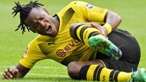 Dortmund suffer Batshuayi heartbreak