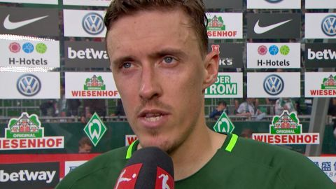 Watch: Max Kruse looks to next season