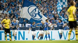 Schalke's McKennie savours derby atmosphere
