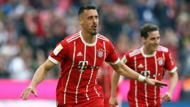 Watch: Bayern 5-1 Gladbach