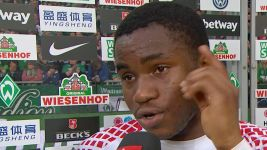 Watch: Lookman on his second Bundesliga goal