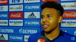 Watch: McKennie on unique Schalke atmosphere