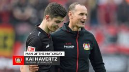 Havertz: MD30's Man of the Matchday