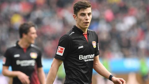 Kai Havertz's historic season