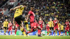 Dortmund and Leverkusen's intergalactic battle