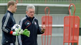 """I have a clear plan with Neuer"" - Heynckes"
