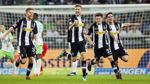 Gladbach 3-0 Wolfsburg: As it happened!