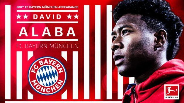 Bundesliga   10 things on Bayern Munich's David Alaba