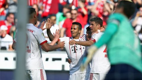 Hannover 0-3 Bayern: as it happened!