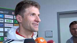 "Watch: Müller: ""Bayern facing Real at right time!"""