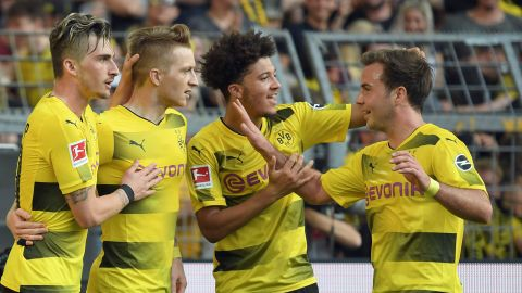 Dortmund 4-0 Leverkusen: as it happened!