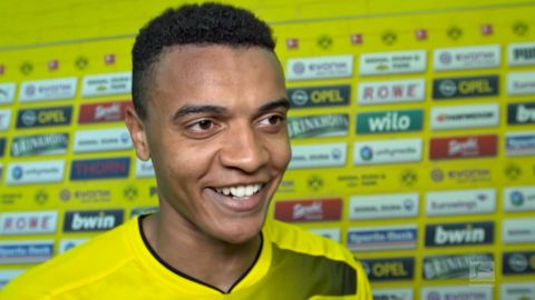 "Watch: Akanji on Sancho: ""He's a great guy"""