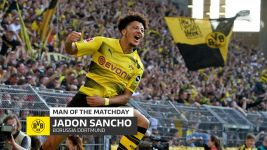 Sancho: MD31's Man of the Matchday