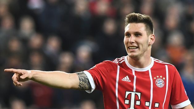 Bundesliga Bayern Munich S Niklas Sule A Man For All Positions