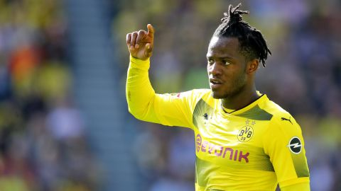 """Interest to sign Batshuayi there""