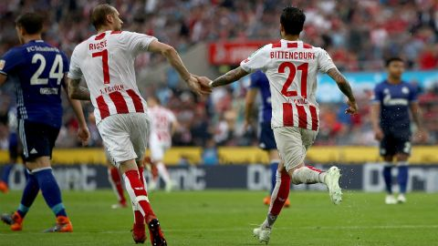 Cologne on the brink despite thrilling fightback