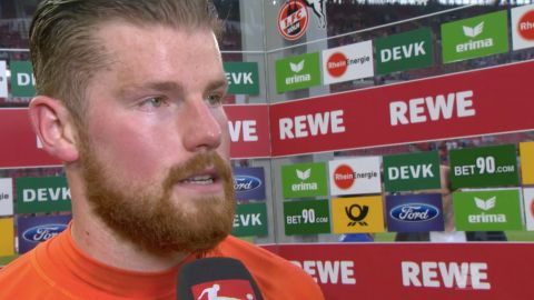 "Watch: Horn: ""You only get this in Cologne"""