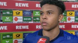 "Watch: McKennie: ""We deserve to be in second"""