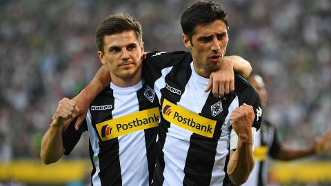 Watch: Gladbach 3-0 Wolfsburg