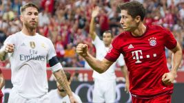 Lewandowski fired up for Real Madrid test