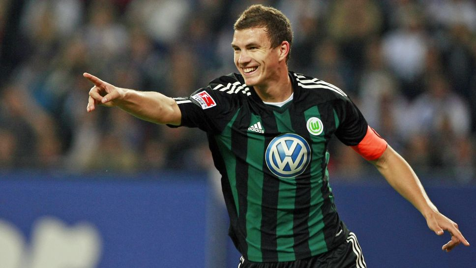 Bundesliga | Former Wolfsburg star Edin Dzeko sings battle cry ahead of vital final Matchday