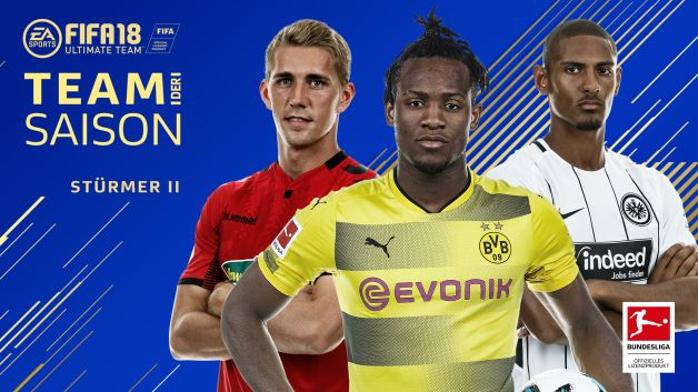 Bundesliga Team Der Saison