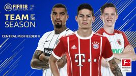 2017/18 Bundesliga Team of the Season: CM II