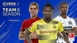 2017/18 Bundesliga Team of the Season: Strikers II