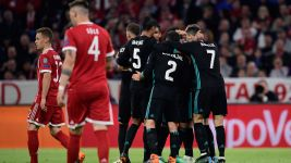 Bayern need win in Spain after narrow loss
