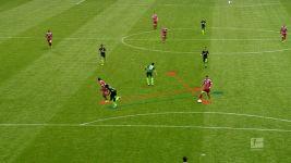 Analyse: Bayerns Offensive narrt den Gegner