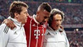 Boateng expected to miss rest of season