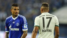 Jerome and Kevin-Prince Boateng: brothers in boots