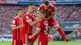 Bayern 4-1 Frankfurt: as it happened!