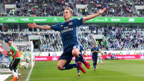 Holtby leading Hamburg's survival mission